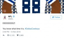 NFL's Dez Bryant Tweet Backfires in the Most Predictable Way Imaginable (Tweet)