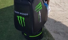 Internet Reacts to Tiger Woods' New Monster Energy Golf Bag (Tweets)
