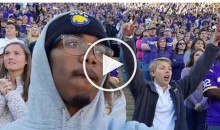 LSU Fans Did an Accidental Mannequin Challenge After Loss to Florida (Video)