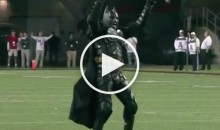 Batman Nails a 30-Yard Field Goal During Memphis/Cincinnati Game (Video)
