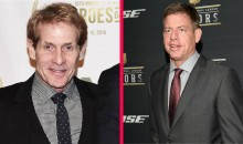 Skip Bayless Says He Doesn't Understand Why Troy Aikman Got Upset Over His Gay Claim