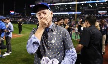 No One Enjoyed the Cubs' World Series Win More than Bill Murray (Videos)