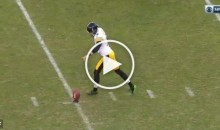 Steelers K Chris Boswell With The Greatest/Worst Onside Kick Attempt of All-Time (Video)
