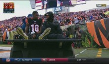 Bengals WR A.J. Green Carted off Field With Apparent Hamstring Injury
