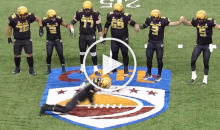 China Arena Football League Players Are Back With More Crazy Celebrations (Video)