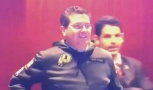 Here's Washington Redskins Owner Dan Snyder Dancing Like Nobody's Watching (Video)