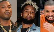 Meek Mill Attempted to Stop DJ From Playing Drake's Music at Odell Beckham's B-day Party