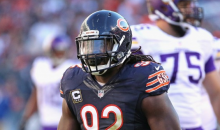 Chicago Bears LB Pernell McPhee on New York Giants: 'We're Gonna Tear Their Ass Up'