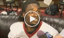 Redskins Rookie RB Robert Kelley Calls The Cowboys, 'The Cowgirls' (Video)