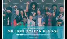 Colin Kaepernick's 'Million Dollar Pledge' to Charities Reaches $200K