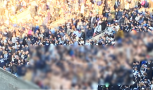 Harvard-Yale Game Delayed Due to Several Students Stripping Naked in Stands (Photos)