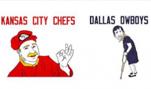 Here's Every NFL Team's Logo If You Removed One Letter From Their Name (PICS)