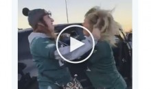 Cat Fight Breaks Out Between Two Female Philadelphia Eagles Fans (Video)