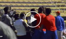 Florida and LSU Players Get Into a Pregame Scuffle on the Field (Video)