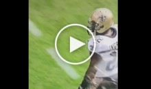 Mark Ingram After 75-Yard TD: 'F*ck Wrong With These Ni**as, Man' (Video)