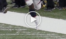 Did White Cleats Help Broncos Beat Saints on Blocked PAT Return For 2 Points? (Video)