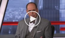 Ernie Johnson on Presidential Election: 'We Have to Give Him a Chance. I Hope He's All in.' (Video)
