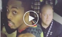 "Indiana Pacers Fan Yells at Dwight Howard ""Your Mom is a Whore"" (Video)"
