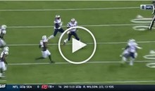 Tom Brady Makes One Of The Most Ferocious Blocks Ever, Almost Takes Out 6 Guys (Video)