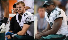 "Former Eagles RB Brian Westbrook Rips Into Carson Wentz Bad QB Play: ""Let's Call a Spade a Spade"""