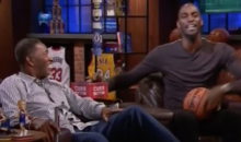 Kevin Garnett Needs The 'Cuss Button' to Discuss Donald Trump's Victory (Video)