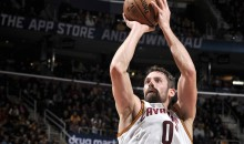 Cavs' Kevin Love Scores 34 Points….In The First Quarter (Video)