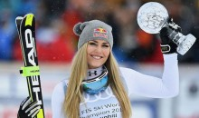Lindsey Vonn Shares Gruesome Pics of Her Newly Broken Arm (Pics)