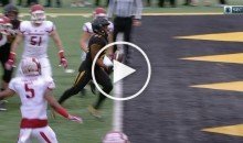 Happened Again: Mizzou RB Drops Football at Goal Line Before Scoring (Video)