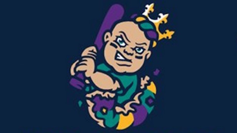 New Orleans Baby Cakes Total Pro Sports