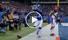 Odell Scores TD, Does Thriller Dance in Celebration (Video)