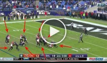 Ravens Win Game By Committing 'Holding' On Every Single Bengals Player (Video)