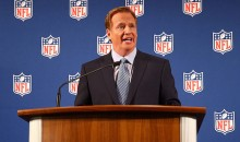 Roger Goodell Sends Letter To NFL Owners Stating He Believes All Players Should Stand For Anthem