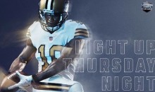 Panthers Fawn Over Saints Color Rush Uniforms, Falcons Make Fun of Them (Tweets)