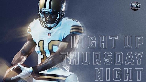 Panthers Fawn Over Saints Color Rush Uniforms  61a648b8d