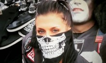 This Hot Oakland Raiders Fan Is Making The Internet Go Crazy (PICS)