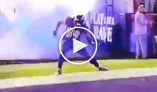 Killed It: Steve Smith Honors Ray Lewis With Signature Dance (Video)