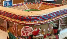 This Gingerbread Wrigley Field Looks Just…Delicious (Pics)