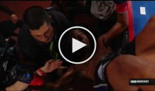 Bernard Hopkins Gets Knocked Out of the Ring in Final Fight (Video)