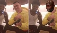 Social Media Reacts To Lamar Jackson Hanging Out With Johnny Manziel (TWEETS)