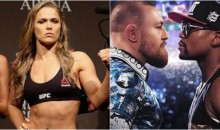 Ronda Rousey Rips Floyd Mayweather & Conor McGregor for Their Money Obsession: 'F*ck That'
