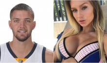 Chandler Parsons Asks IG Model Felicia Sanders to Show Him Her Boobs on IG Live (PICS)
