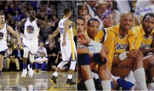 James Worthy Explains Why Warriors Would Be Destroyed By The Showtime Lakers