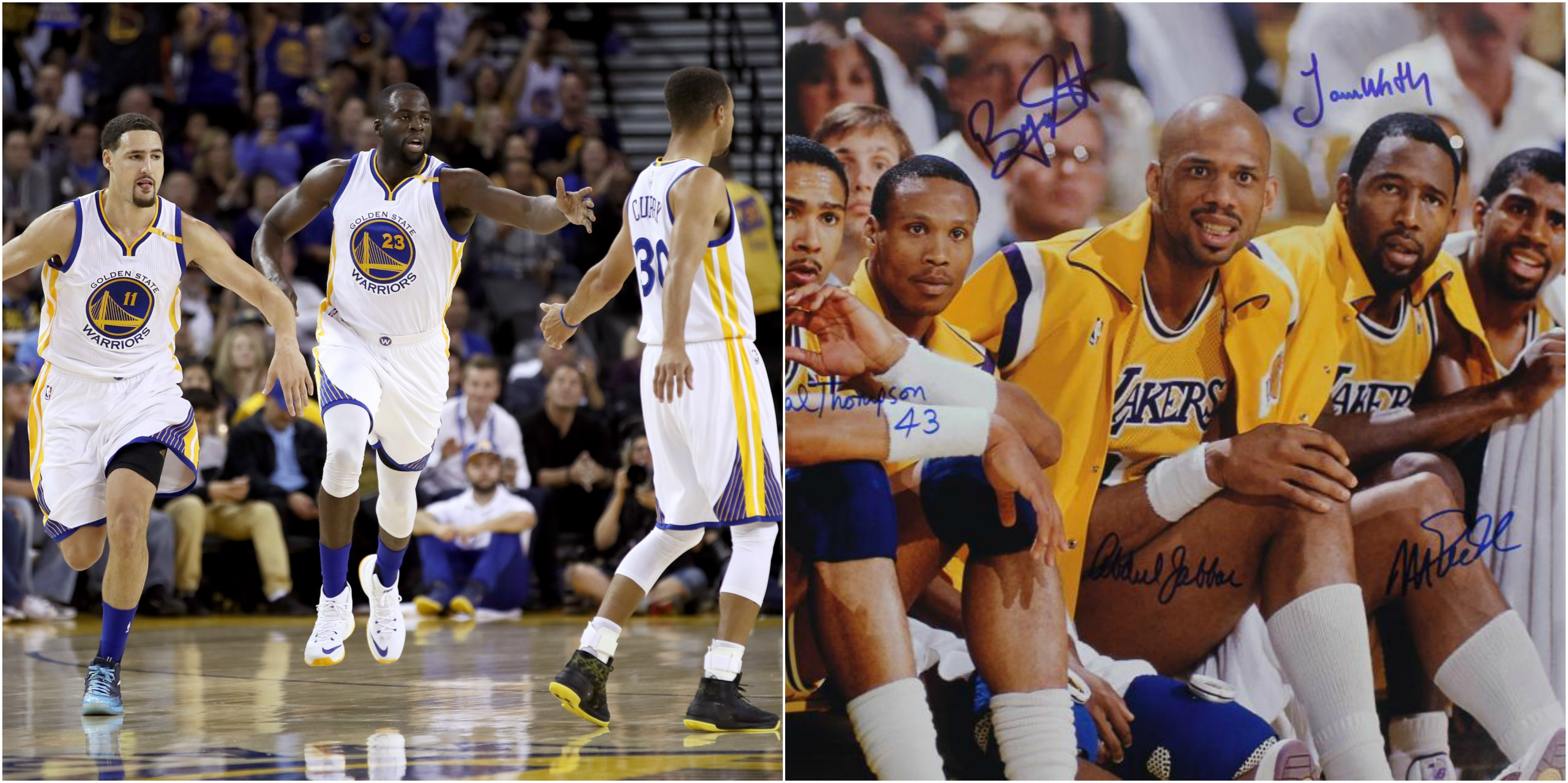 James Worthy Explains Why Warriors Would Be Destroyed By The