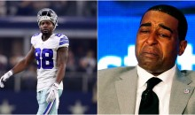 Cris Carter Said Dez Jumped in His DM's After 3 TD Game to Talk Trash: 'Don't DM Me Anymore' (Video)