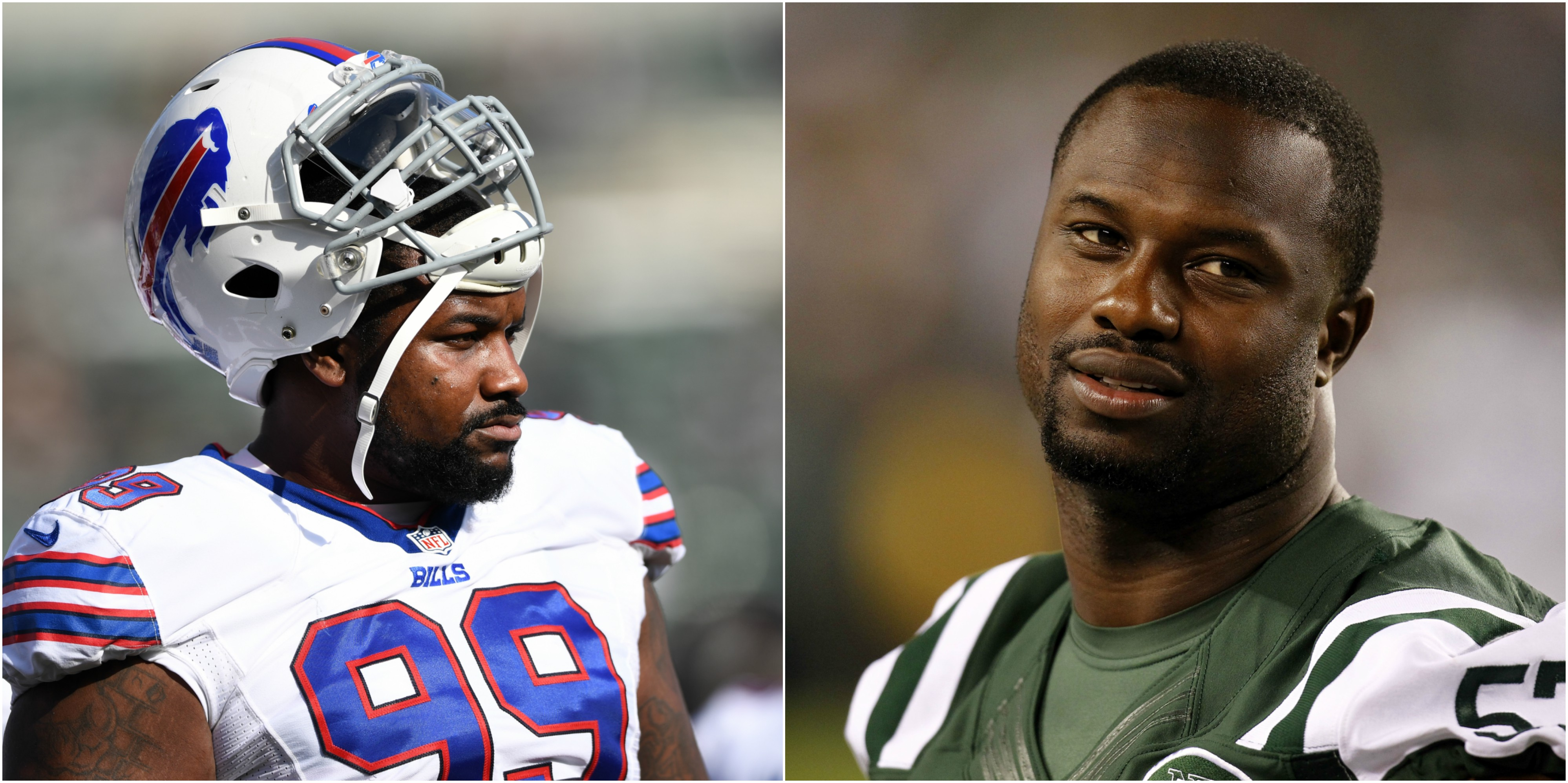 Bart Scott Says Marcell Dareus Must Be Stupid or High If He Couldn