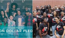 Colin Kaepernick Donates to Chicago's Black Youth Project 100
