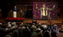 Ernie Johnson Shares Emotional Speech at Craig Sager Funeral (Videos)
