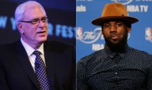 LeBron Says He Won't Talk To Phil Jackson During Visit To Knicks After 'Posse' Comment