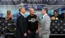 Triple H: Donald Trump Confused as to Whether Wrestling Is Real (Video)