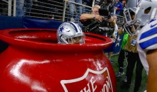 Ezekiel Elliott Salvation Army Kettle Stunt Causes 61% Spike in Donations